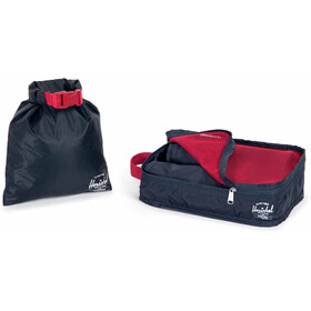 Herschel Travel Organizador, navy/red
